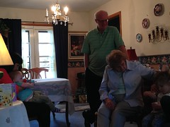 "Mother's Day at Grandma Shirley's • <a style=""font-size:0.8em;"" href=""http://www.flickr.com/photos/109120354@N07/17645846160/"" target=""_blank"">View on Flickr</a>"