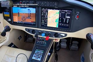 Cessna TTx - G2000 e Interior