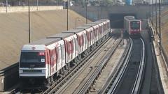 Tren Coca Cola (Transportes Marcometro) Tags: chile santiago cocacola neptuno alstom caf metrodesantiago trinchera pajaritos line1 aireacondicionado linea1 ns93 loprado ns12 ns2012 n2079 n2122