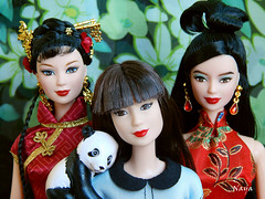 DSCN6006 (Naya_alica) Tags: china new doll year chinese barbie lea mold fashionistas 2016