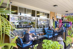 Nostalgia Cafe - Vincentia (Visit Shoalhaven) Tags: food coffee shopping relax fun bay coast south nostalgia eat deli newsouthwales jervis shoalhaven vincentia unspoilt familyactivities shoalhavenholidays jervisbayblenheimbeach