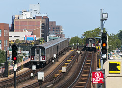 Flushing Locals Meet (Erie Limited) Tags: queensny 7train r188 newyorkcity newyorkcitytransit newyorkcitysubway