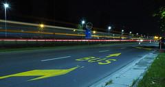 P7290061_v1 (jakubste) Tags: krakow cracow city night traffic