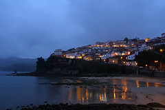 Cloudy rainy day (planosdeluz) Tags: rainy cloudy day lastres asturias blue hour canon 60d tamron 1750mm