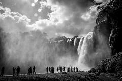 Cascada (Rafa Barajas) Tags: travel viaje naturaleza nature water mxico waterfall agua amrica negro cascada escala eyipantla ltytr1 nubecloud