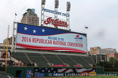Progressive Field - 2016 Republican National Convention in Cleveland, OH #RNCinCLE (mikelynaugh) Tags: rncincle republicannationalconvention rnc republican trump convention cleveland americafirst makeamericagreatagain politics politicalrally ohio trump2016 progressivefield presidenttrump presidentdonaldtrump presidentdonaldjtrump presidentdonaldjohntrump president presidentoftheunitedstates unitedstates usa