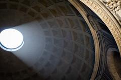 pantheon (washingtonydc) Tags: italy europe italia rome roma ancientrome romanempire oculus sunlight temple church