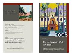 The Cherry Grove Walk-MT-2008- curated by The Barbara Ann Levy Gallery, Fire Island,New York, NY-USA. (rockerdude162005) Tags: new york museum brooklyn cherry gallery grove walk barbara ann fernando levy bal the carpaneda