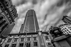 DSC01239 (Damir Govorcin Photography) Tags: town hall sydney cbd queen victoria building zeiss 1635mm sony a7ii clouds sky