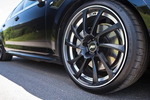 Audi AS4 от ABT Sportsline