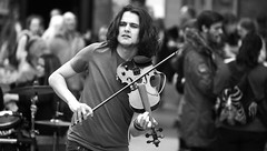 Not Everyone From Liverpool Is On The Fiddle (ihughes22) Tags: thebasementeffect liverpool band ihughes22 nikon music guitar instruments scouse liverpoolecho gigs citycentre
