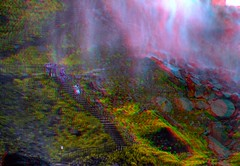Niagara Falls' mist 3-D ::: HDR/Raw Anaglyph Stereoscopy (Stereotron) Tags: niagara falls waterfall cascade cataract lake river wet water rainy north america canada province ontario anaglyph anaglyph3d redcyan redgreen optimized anaglyphic anabuilder 3d 3dphoto 3dstereo 3rddimension spatial stereo stereo3d stereophoto stereophotography stereoscopic stereoscopy stereotron threedimensional stereoview stereophotomaker stereophotograph 3dpicture 3dglasses 3dimage hyperstereo twin canon eos 550d yongnuo radio transmitter remote control synchron in synch sigma zoom lens 70300mm tonemapping hdr hdri raw cr2