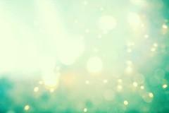 Abstract teal light background (lisame0511) Tags: light beautiful shining lights fantasy texture small green teal vintage sparkling gradient stars dream illustration graphic shine backdrop wallpaper nobody textured blurred defocused soft illuminated circle boke spot pattern vignette unitedstatesofamerica