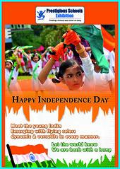 Independence Day (educationistaexhibitions) Tags: indianindependenceday proudindian mahatmagandhi nonviolence liveandletlive educationista education india