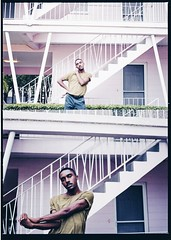 Photo session w/ Liv Jons (2016) (cabyus) Tags: orlandostrong orlando model winter park florida nature vintage old pose nike sneakers shoes outside daylight soft vsco vscocam pinks red colors pastels neutrals neutral august fall summer seasons