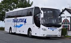 YN65XCR  Travelstar, Gatwick (highlandreiver) Tags: yn65xcr yn65 xcr travelstar coaches gatwick scania omni express bus coach gretna green scotland scottish