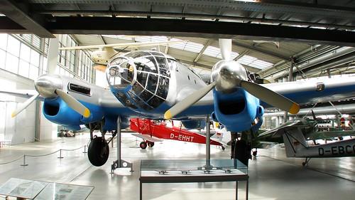 CASA 2.111B (Heinkel He-111) in Oberschleissheim