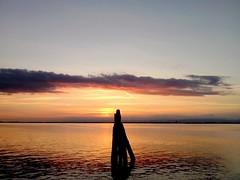 Torcello (__Thomas Tassy__) Tags: torcello venezia italia italy seascape sea sunset sun shadow color
