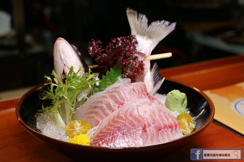 大咬和食商社六張犁通化日本料理045
