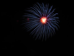 DSCN3011 (Yoru Tsukino) Tags: fireworks canada day 2016 night fire colorful colourful annual yearly