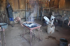 Blacksmiths (Runabout63) Tags: blacksmith forge anvil