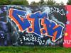 Graffiti Prinsenpark (oerendhard1) Tags: graffiti streetart urban art rotterdam prinsenpark ctr
