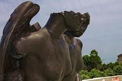 Nascita di Venere (Gioruggy) Tags: igormitoraj scultura 1993 bronzo torino reggia venaria reale