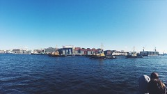 tugboats (Alexey Tyudelekov) Tags: panorama ballet river pano petersburg tugboat fest tugboats neva icebreaker