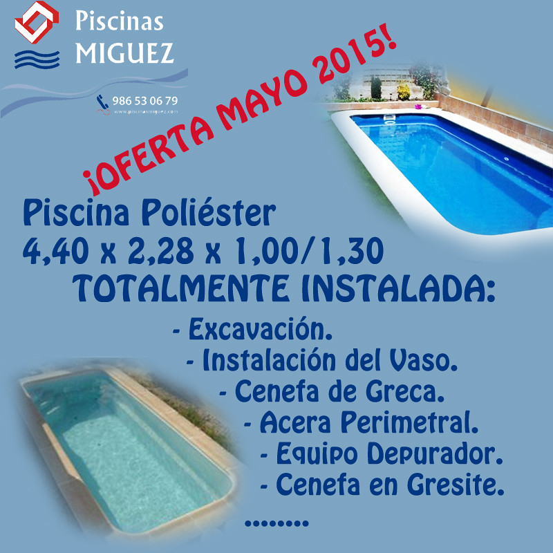 The world 39 s newest photos of piscina and poliester for Piscina 50 metros pontevedra
