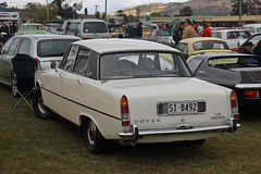 IMG_4705 (peterhut) Tags: rover tasmania p6b classicmotorvehicles roverp6b postvintagecarclubtasmania rosscarshow2015 australiannationalmotoringheritageday2015