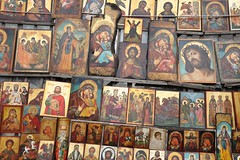 Holy (Thorsten Reiprich) Tags: city urban travelling art spring europe day market capital religion eu icon bulgaria orthodox