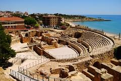 The Roman amphitheatre in Tarragona, Spain (Paul Anthony Moore) Tags: spain tarragona romanamphitheatre