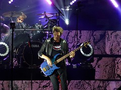 Duran Duran - Paper Gods Tour  St. Paul, MN 7/23/2016 (erintheredmc) Tags: duranduran twin cities paper gods concert fuji finepix f900exr simon le bon john taylor roger mndr amanda warner xcel energy center st saint paul mn minnesota july 23rd 2016 23 new wave dance music fucking awesome show