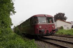 Uerdinger Schienenbus (VT 98) auf der Hnnetalbahn (Vitalis Fotopage) Tags: train deutschland zug 98 nordrheinwestfalen vt schienenbus hnnetalbahn uerdinger mendensauerland
