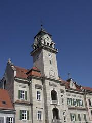 Town Hall, Leibnitz, Austria (Norbert Bnhidi) Tags: austria leibnitz sterreich autriche ustria oostenrijk  ausztria styria steiermark estiria styrie stiria estria stiermarken  stjerorszg
