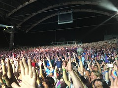 Dead & Company, Alpine Valley July 9 2016 (andysternberg) Tags: deadandco crowdshot encore handsintheair deadandcompany alpinevalley