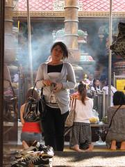 Temple  (Bangkok, Thailand - 2010) (Sasha India) Tags: travel thailand asia bangkok 旅行 泰國 曼谷 여행 タイ سفر путешествия バンコク ประเทศไทย תאילנד 태국 путешествие בנגקוק мандри 방콕 กรุงเทพมหานคร بانكوك ব্যাংকক تايلاند бангкок подорожі تایلند азия यात्रा بانکوک பயண ভ্রমণ थाईलैंड தாய்லாந்து การท่องเที่ยว אַרומפאָרן बैंकाक থাইল্যান্ড реальныйбангкок לִנְסוֹעַ באַנגקאָק טיילאַנד பாங்காக்