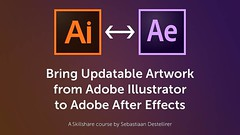 "Free: ""Bring Updatable Artwork from Adobe Illustrator to Adobe After Effects"" https://t.co/Oab47BneEJ (freeskillshare) Tags: learn4free skillshare learn tutorial study skill skills class course teacher instructor discover find know adobeillustrator adobeaftereffects aftereffects illustrator workflow updatableartwork aeanimation adobeae"