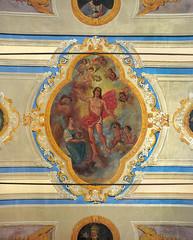 So Sebastio Deckenfresko (edgarhohl) Tags: hlsebastian saint sebastian gemlde