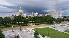 Jackson, Mississippi (Flightline Aviation Media) Tags: skyline mississippi g4 jackson lg capitol stockphoto bruceleibowitz