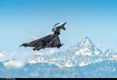 Turin Airport: Eurofighter Typhoon S (Simone Ciaralli - AirTeamImages) Tags: alps simone aviation olympus eurofighter alpi zuiko typhoon efa monviso saimon avgeek turinairport airteamimages saimonvolo ciaralli