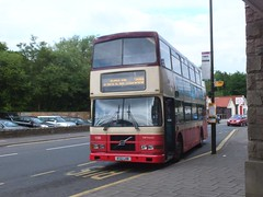 TM Travel 1130 Matlock (Guy Arab UF) Tags: tm travel 1130 r32lhk 1998 volvo olympian oly50 alexander belfast rv matlock derbyshire wellglade buses 98d20390 dublin bus rv390 wellgladegroup