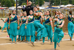 Northeastern at 2016 State Fair Band Day (WayNet.org) Tags: bandday damsels fountaincity indiana indianastatefair indianapolis knights nhs northeastern northeasternwayne statefair band colorguard flute grandstand marchingband track