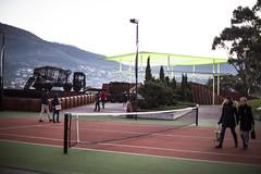 MONA tennis court (Kate Farquharson) Tags: museumofoldandnewart mona tasmania canon5dmarkiii