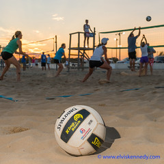 100 Days of Summer #48 - Volleyball (elviskennedy) Tags: park girls sunset summer sky orange woman usa game green net beach sports girl hat set wisconsin female clouds ball court point fun us referee official athletics healthy sand women tour unitedstates exercise sony elvis beachvolleyball tournament health bumper round spike volleyball athletes players coed athlete shape fitness score wi kennedy fit avp loggers spalding richfield competitiion rx1 sideout kingofthebeach 100daysofsummer wwwelviskennedycom elviskennedy rx1r rx1rii rx1rm2 dscrx1rm2 loggerspark