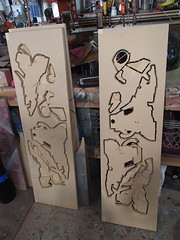 Boot Parts Carved (thorssoli) Tags: schick hydro robotrazor razor sdcc comiccon sandiego conx entertainmentweekly costume suit prop replica hydrorescue schickhydro