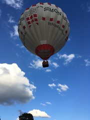 160801 - Ballonvaart Sappemeer naar Westerlee 1