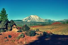 Lassen Volcanic National Park ([dan_gildor]) Tags: rocks lava mountain hdr nature landscape travelphotography travelblog travel california volcano mountlassen lassenvolcanicnationalpark