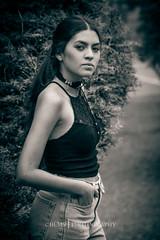 SOFI (B.E.M.S. mi visin del mundo a travs de un lent) Tags: portrait retrato byn monocromatico monochrome sofia