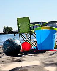 Beachy Keen! (Daxcat) Tags: porthope port hope vacation carlyle inn beach